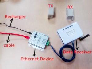 Thiết bị máy đếm người ra vào HPC005