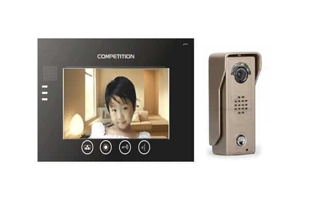 Chuông cửa màn hình Competition MT670C-CK2S1