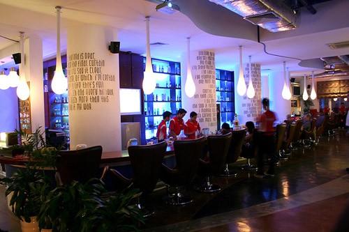 Giải pháp chấm công cho hệ thống nhà hàng