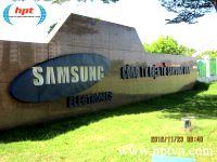 HPT trúng thầu hệ thống Camera, cổng dò kim loại cho nhà máy Samsung Vina