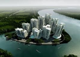 HPT trúng thầu hệ thống Cổng dò kim loại, Camera cho chung cư căn hộ cao cấp Đảo Kim Cương- Quận 2