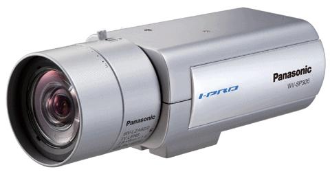 Dòng sản phẩm iPro-Smart HD camera IP Panasonic