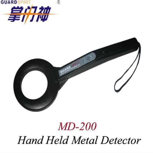 Tay dò kim loại  MD200HP