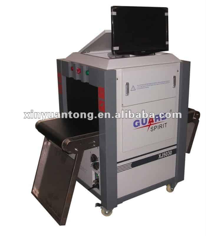 Máy Xray soi hành lý XJ5030HP