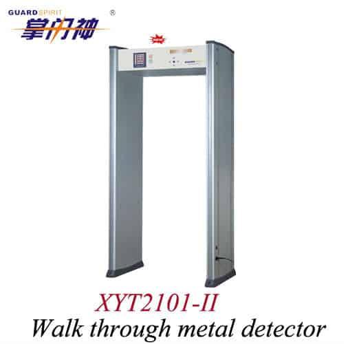 Cổng dò kim loại XYT2101II( 6 ZONES)HP