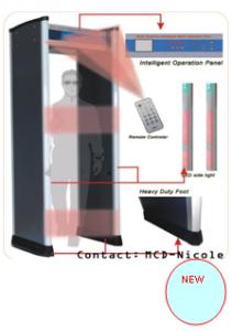Cổng dò kim loại MCD-800A