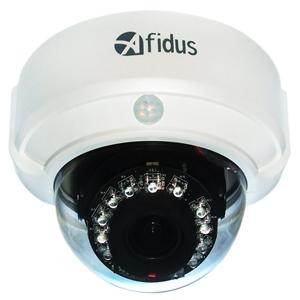 Smart Focus 2Mega IR IP Dome