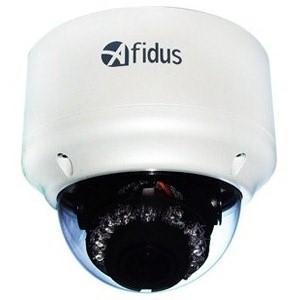 Smart Focus 2Mega Vandal IR IP Dome