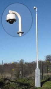 Lắp đặt hệ thống camera giám sát từ xa