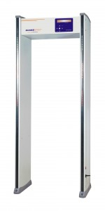 Cổng dò kim loại GuardSpirit XYT2101A2HP( 6 ZONES)