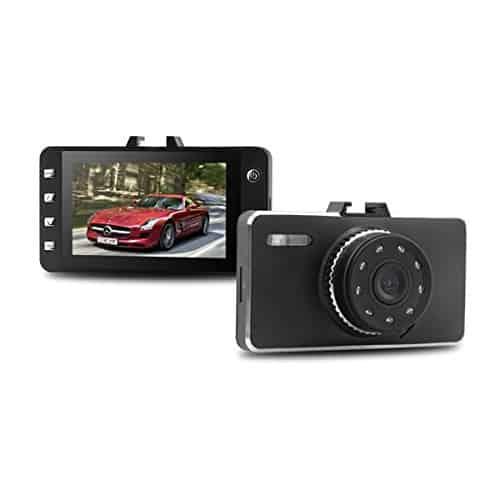 Camera hành trình hồng ngoại LG Vision G3WLH