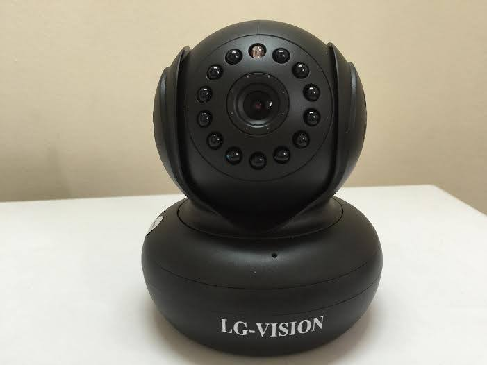 Camera IP Wifi thẻ nhớ LG Vision FI8904-SD