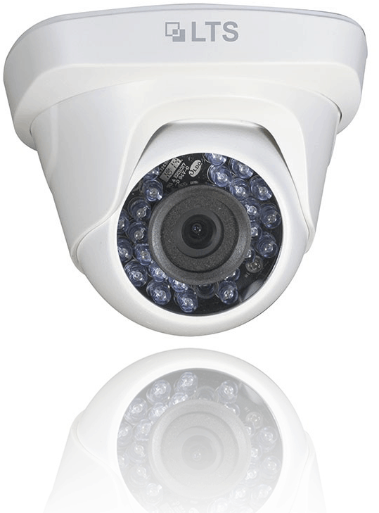 Platinum HD-TVI Turret Camera 1.3MP - 2.8mm CMHT1532-28
