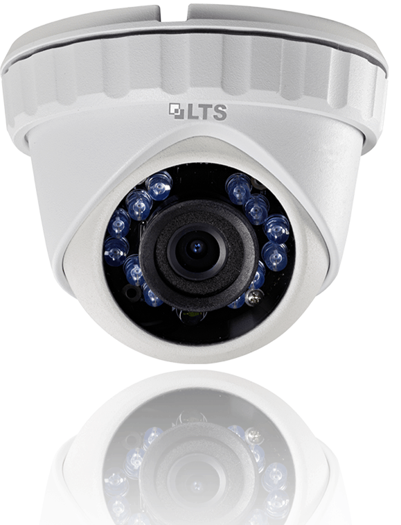 Platinum HD-TVI Turret Camera 2.1MP CMHT2122-28