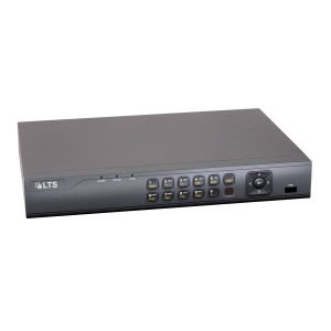 Platinum Advanced Level 4 Channel HD-TVI DVR - Compact Case LTD8304T-FT