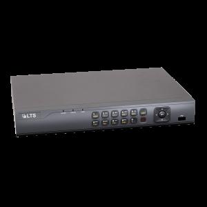 Platinum Advanced Level 4 Channel HD-TVI DVR - Compact Case LTD8304T-FT