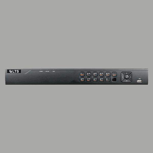 Platinum Advanced Level HD-TVI 8 Channel DVR - Efficient Mode LTD8308T-ET