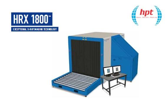 Máy XRay soi hành lý HRX1800