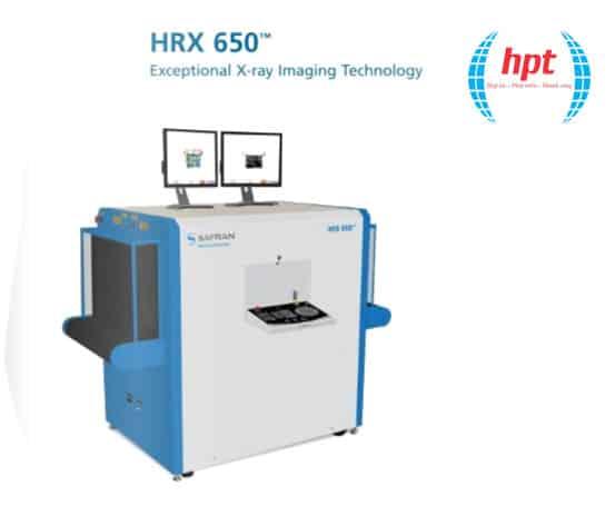 Máy soi hành lý Morpho HRX650