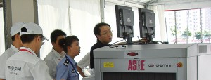 Máy soi hành lý AS&E-USA