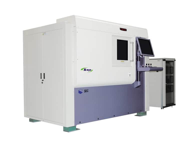 Máy chụp X-ray công nghiệp X-eye 7000BS