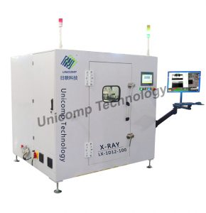Máy X-ray kiểm tra pin Lithium LX-1D12-100 Unicomp