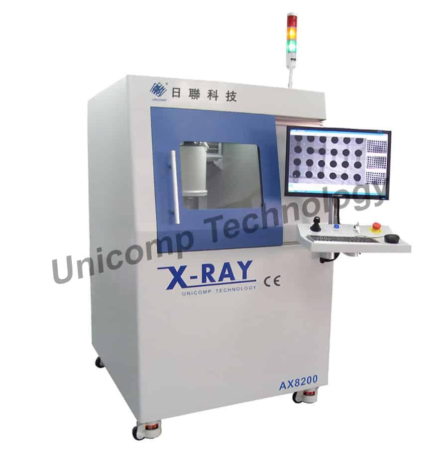 Máy X-Ray AX8200 Unicomp - Máy kiểm tra điện tử BGA