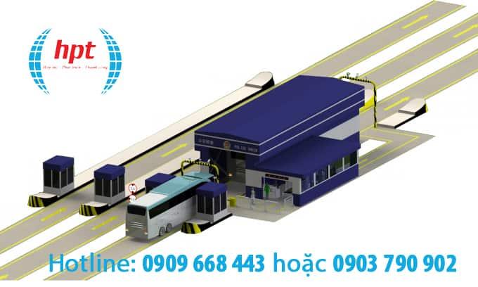 Máy X-Ray UNX6018 cho phương tiện giao thông