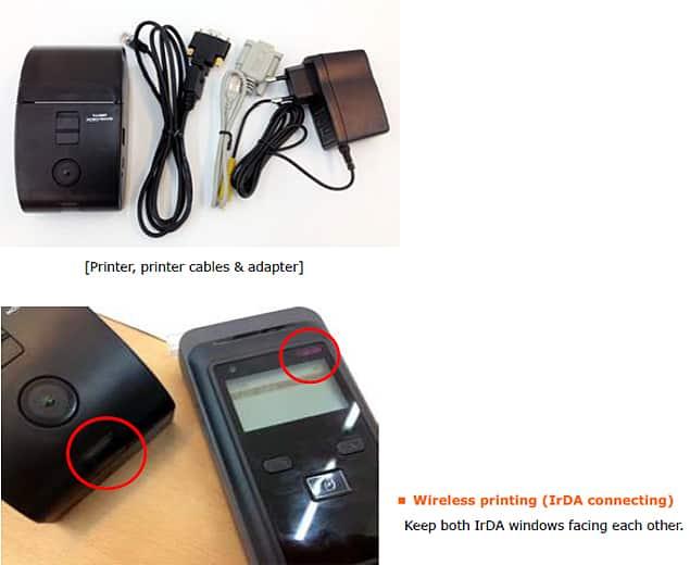 ALP-1 với thẻ SD: Kết quả kiểm tra được cài đặt trên thẻ SD