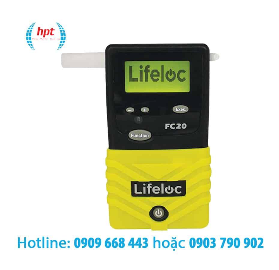 Máy đo nồng độ cồn FC20 - Lifeloc - Mỹ
