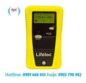 Máy đo nồng độ cồn FC5 - Lifeloc