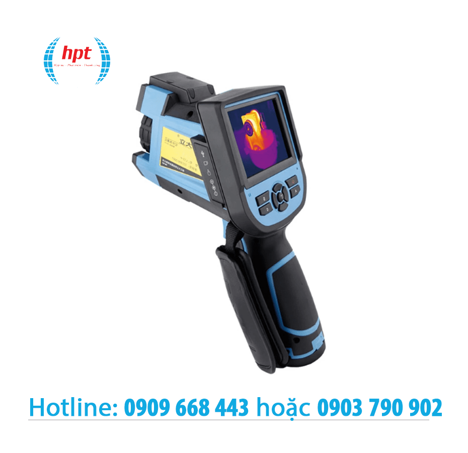 Camera đo nhiệt độ Dali TE-W1