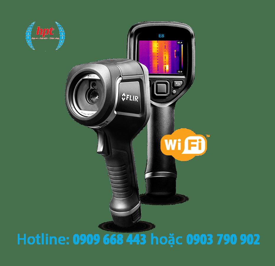 Camera đo nhiệt độ hồng ngoại FLIR E8-XT - USA