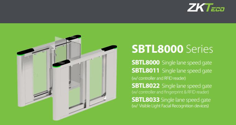 Cổng kiểm soát lối vào Swing SBTL8000