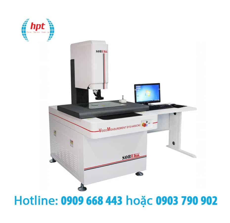 Máy đo quang học tự động tiêu chuẩn A-CNC SOBEKK A400-CNC