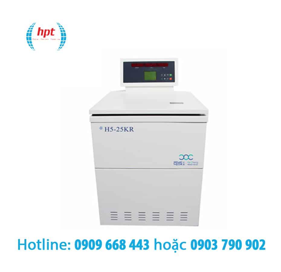Máy ly tâm lạnh để sàn Kecheng H5-25KR