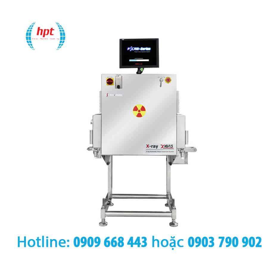 Máy X-Ray Thực Phẩm FSCAN-4500L Sản Phẩm Đặc