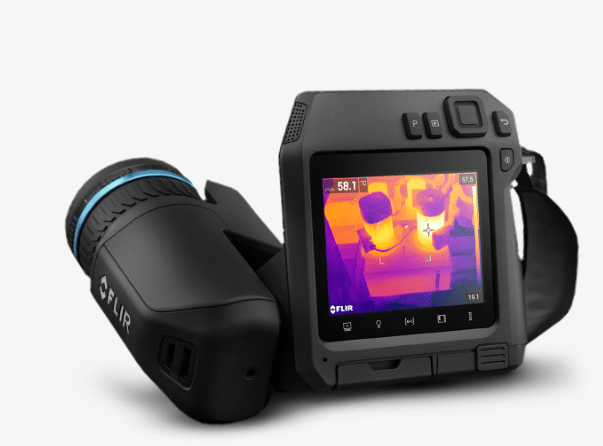 Camera đo nhiệt độ LIR T540