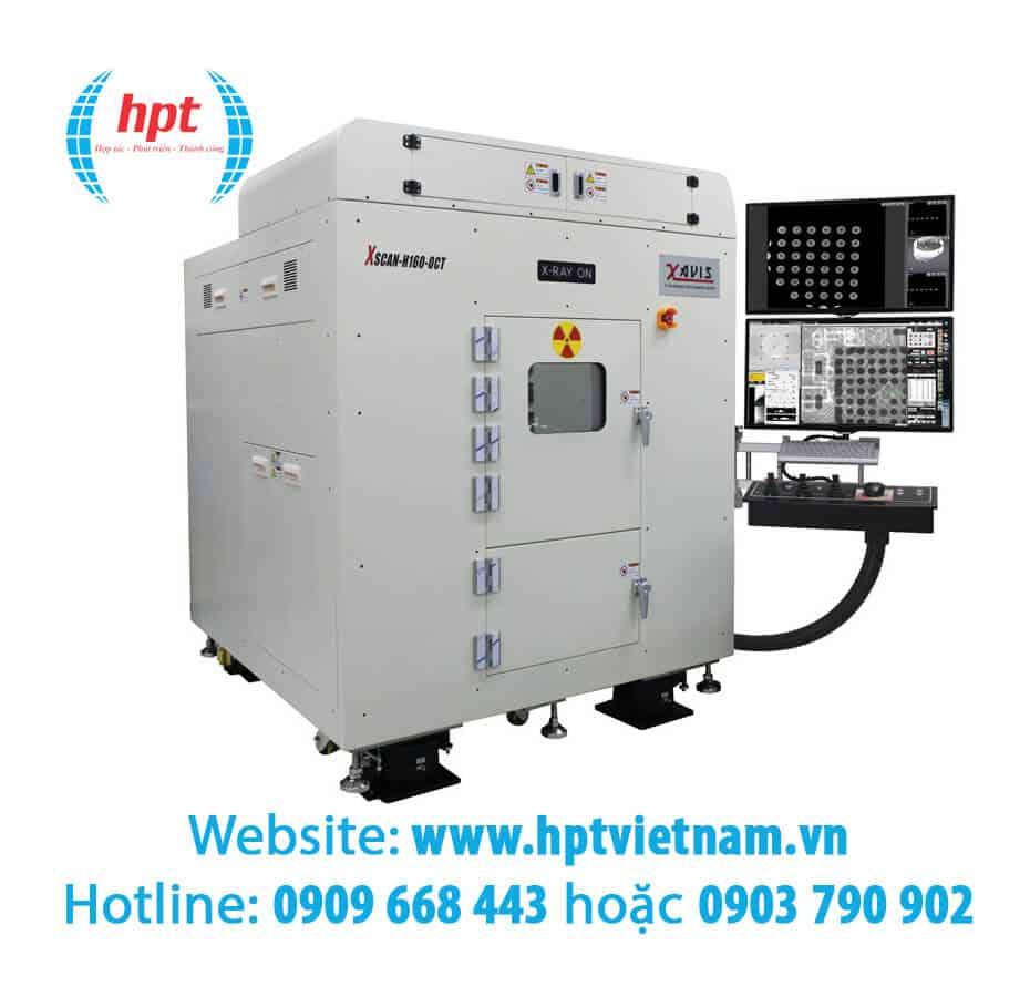 Máy X-Ray kiểm tra bo mạch điện tử XSCAN-H160-OCT – Hàn Quốc