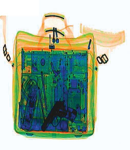 Máy X-Ray soi hành lý Spectrum 5336 – Brazil