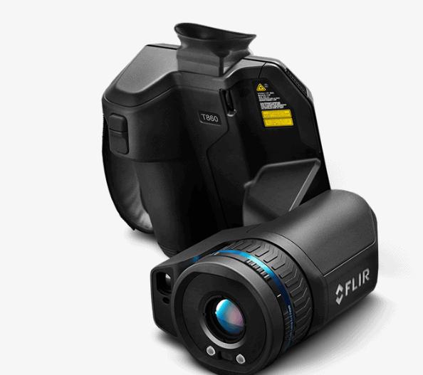 Camera đo nhiệt độ T860