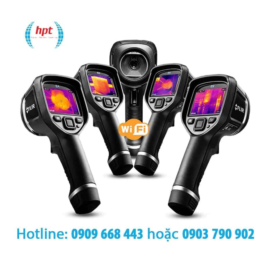 Camera nhiệt hồng ngoại với MSX® - FLIR Ex-Series