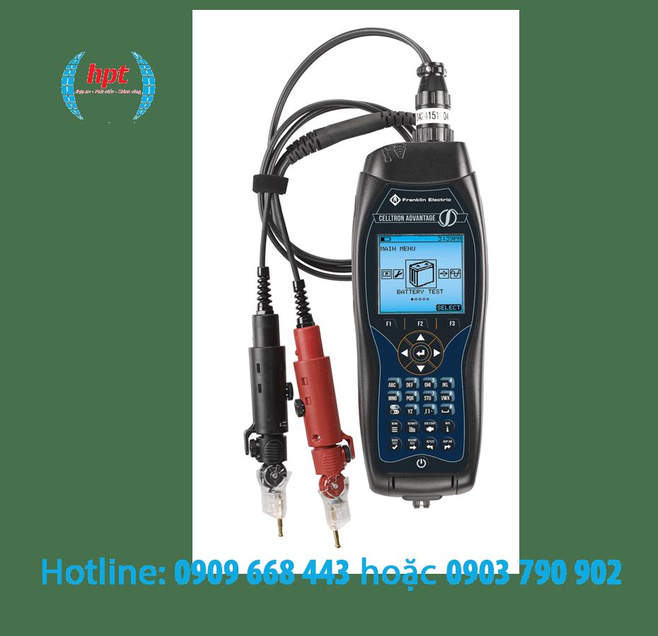 Máy kiểm tra pin dự phòng CELLTRON – Hoa Kỳ