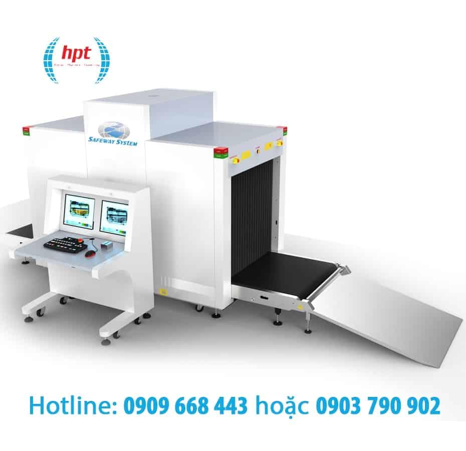 Máy X-Ray Soi Hành Lý AT100100B Safeway System