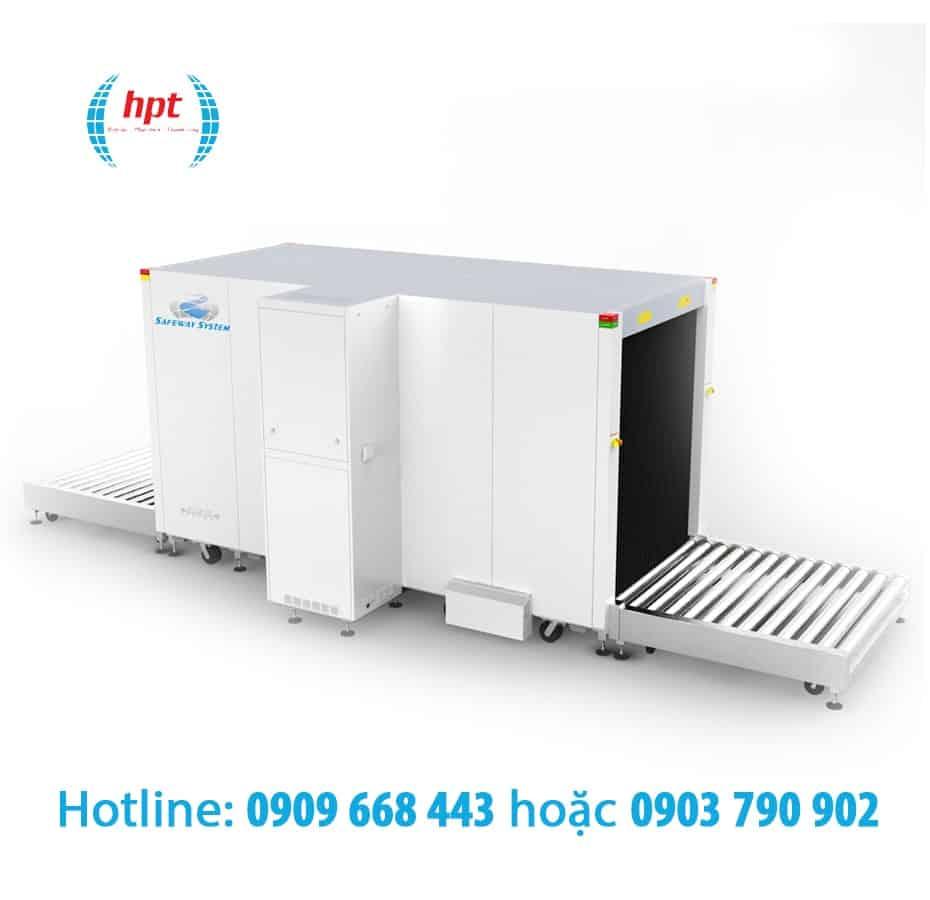 Máy X-Ray Soi Hành Lý AT150180 Safeway System