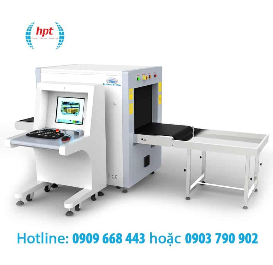 Máy X-Ray Soi Hành Lý AT6550 Safeway System