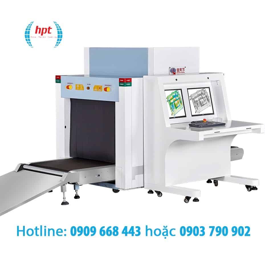 Máy X-Ray Soi Hành Lý AT8065B Safeway System