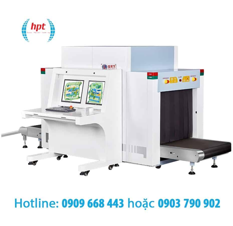 Máy X-Ray Soi Hành Lý AT8065D Safeway System