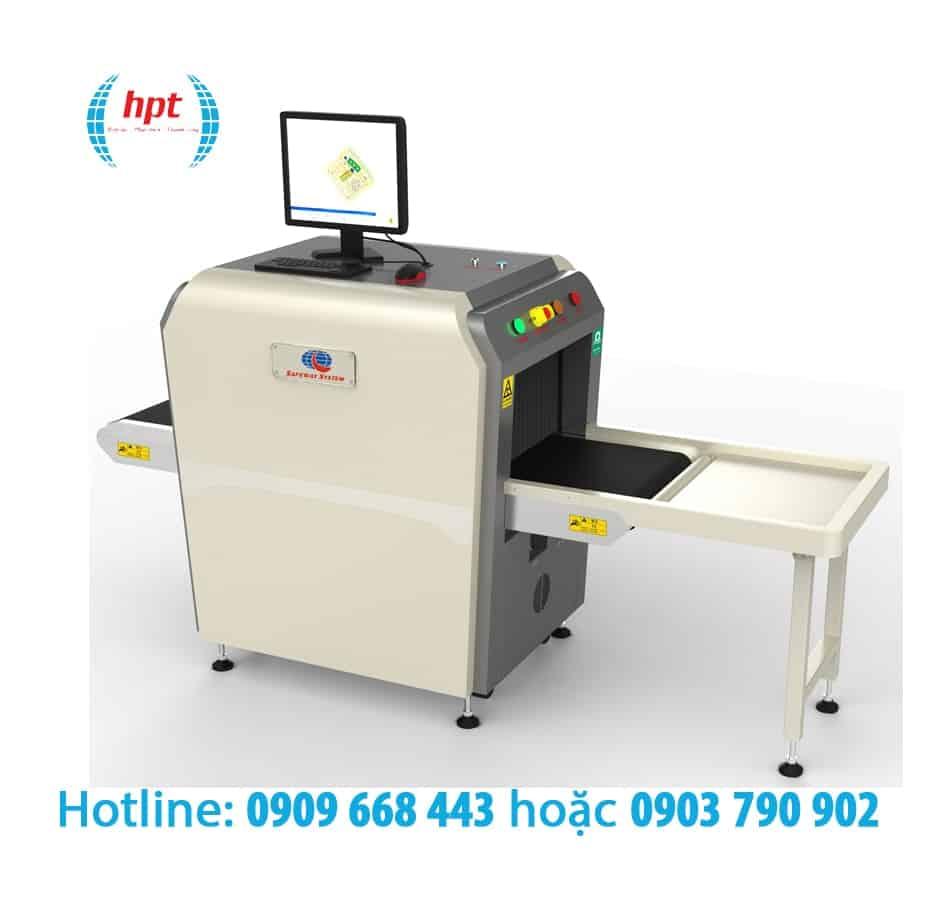 Máy X-Ray Soi Hành Lý HT5030 – Safeway System