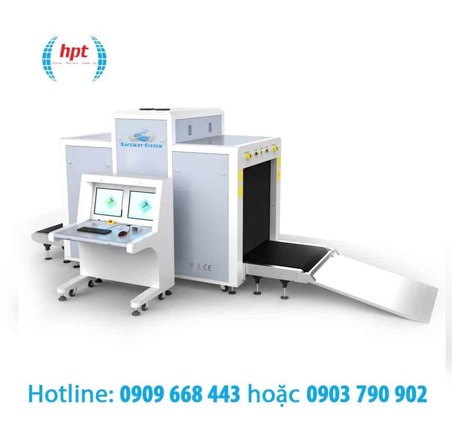 Máy X-Ray Soi Hành Lý TH100100 Safeway System